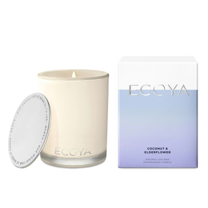 Ecoya Coconut & Elderflower Madison Jar  9336022006661