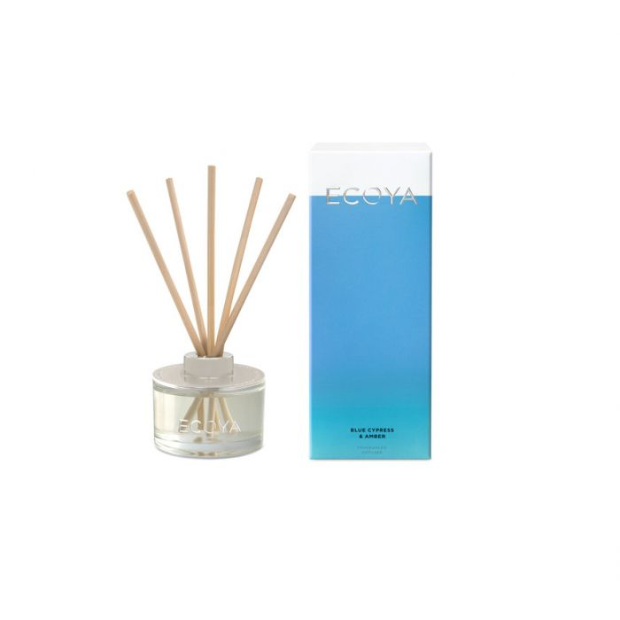 Ecoya Blue Cypress & Amber Mini Diffuser  9336022009990