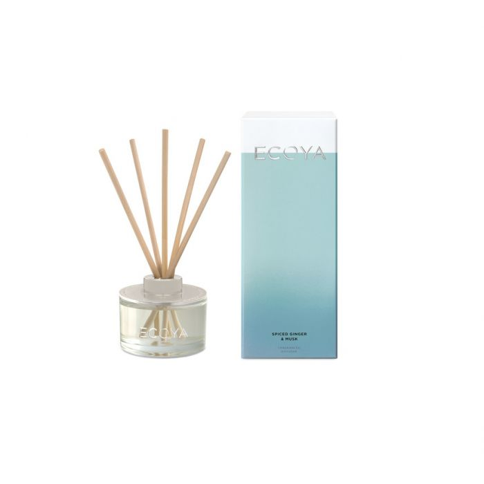 Ecoya Spiced Ginger & Musk Mini Diffuser  9336022010002