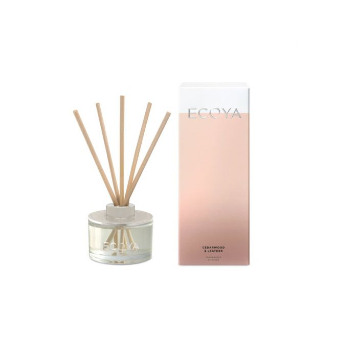 Ecoya cedarwood & Leather Mini Diffuser  9336022010019