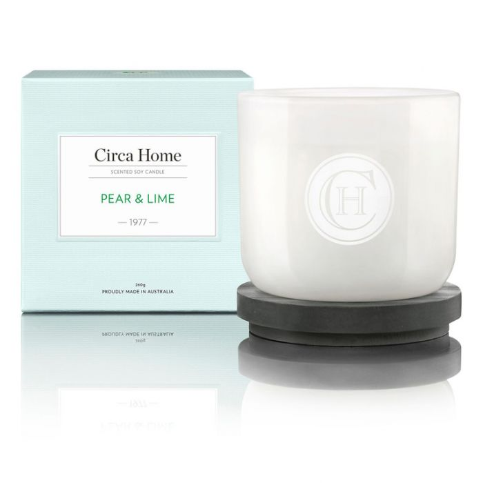 Circa Home 1977 Pear & Lime Classic Candle 260g  9338817002162
