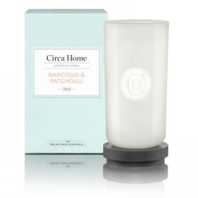 Circa Home  1969 Narcissus & Patchouli Perfect Spaces Candle 165g