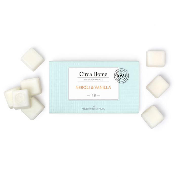 Circa Home 1981 neroli & Vanilla Scented Melts 90g  9338817004081