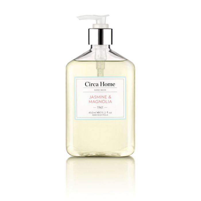Circa Home 1961 Jasmine & Magnolia Nourishing Hand Wash 450ml  9338817004524