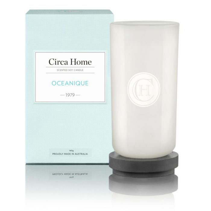 Circa Home 1979 Oceanique Perfect Spaces Candle 165g  9338817005613