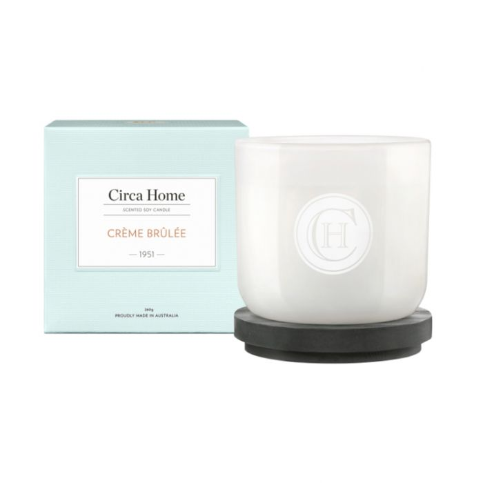 Circa Home 1951 Crème Brûlée Classic Candle 260g  9338817007600