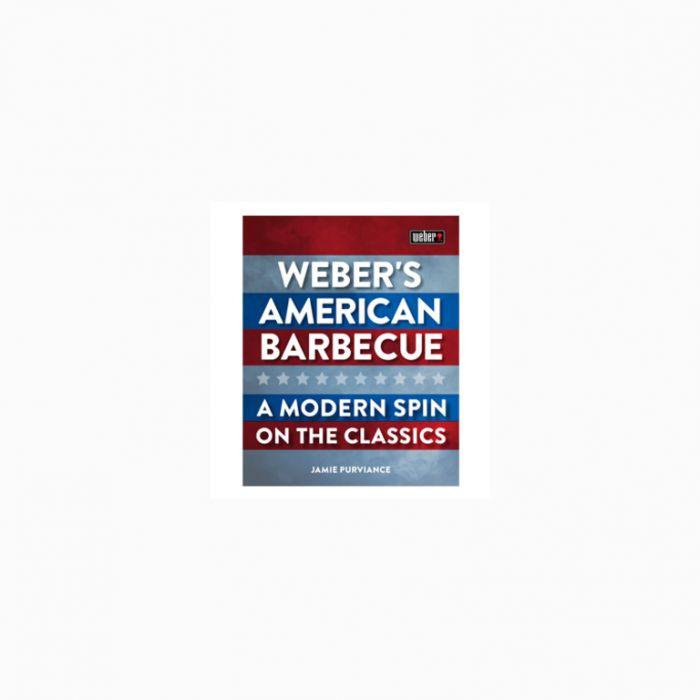 Weber s American Barbecue Cookbook  9781760522797
