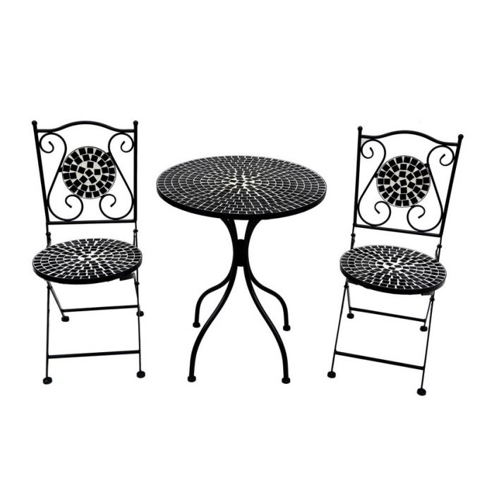 FP Collection Eden Outdoor 2 Seater Balcony Setting  165797