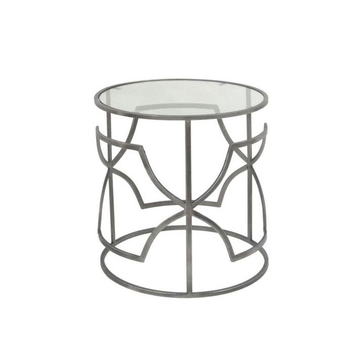 FP Collection Indoor Bently Side Table  172709