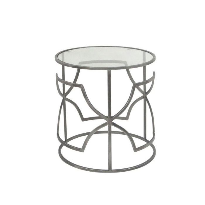 FP Collection Indoor Bently Side Table  172710