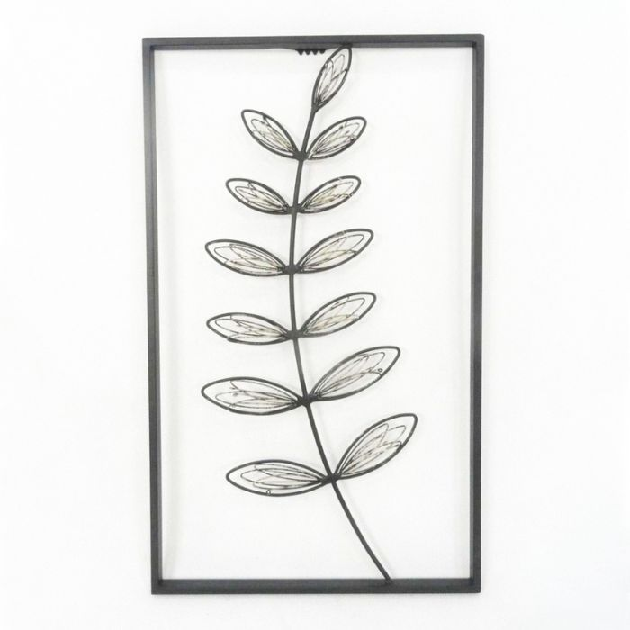 FP Collection Botanical Metal Wall Art  174181
