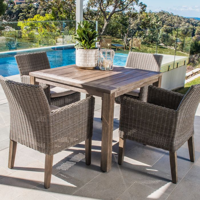FP Collection Dune Outdoor Dining Table  175011