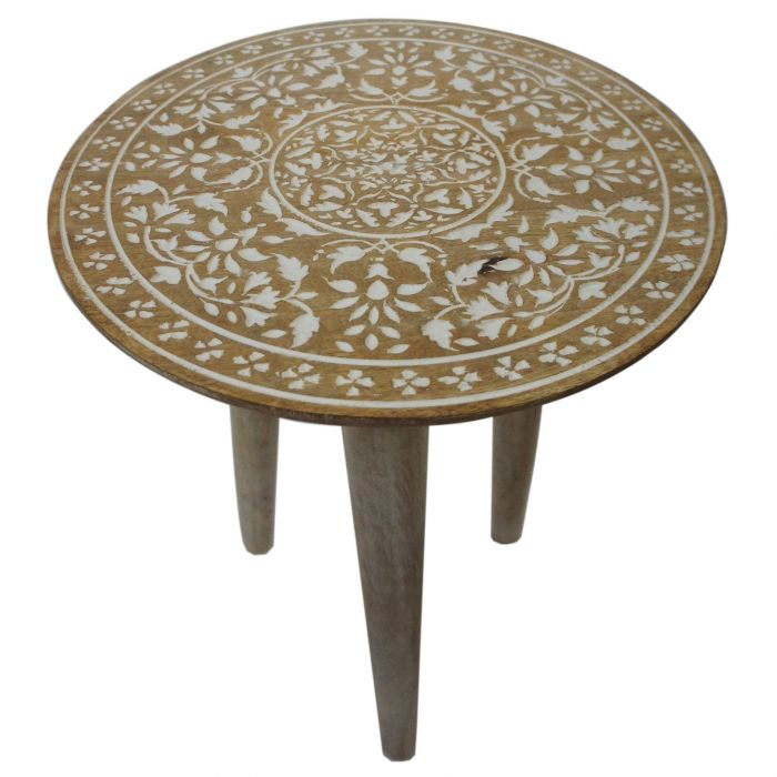 FP Collection Indoor Lagos Side Table  176526