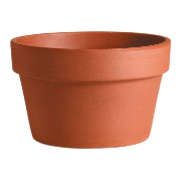 Deroma Mezzo Round Pot  726232021605P