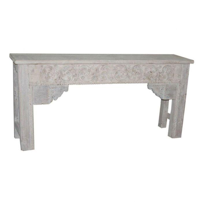 FP Collection Iniya Vintage Carved Sideboard  180118