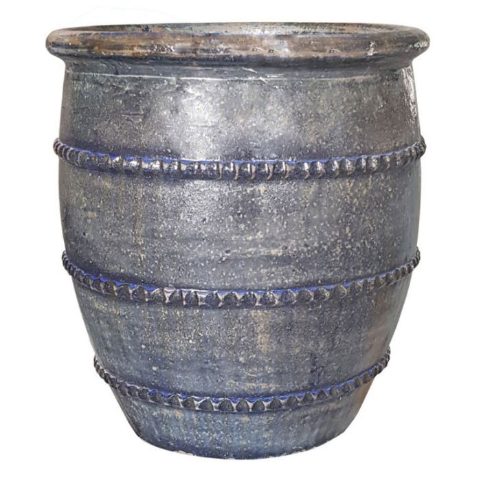 FP Collection Barshi Egg Pot With Lip  178373P