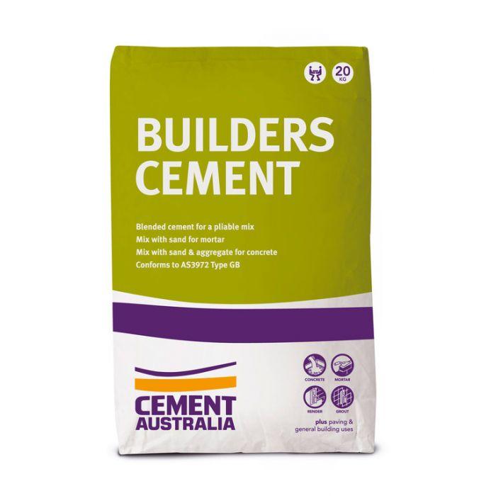 Cement Builders 20kg  9311808012197