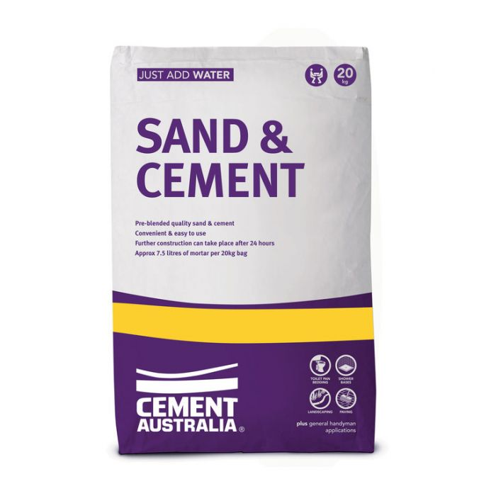 Sand and Cement Mix 20kg  9311808033369