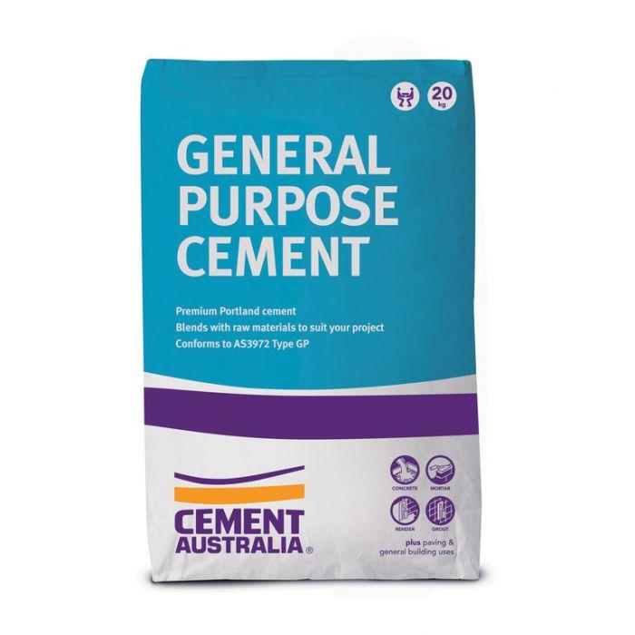 Cement General Purpose 20kg  9317363000013