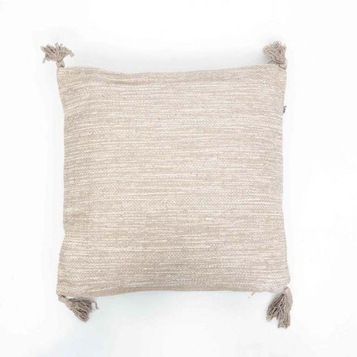 FP Collection Amira Stripe Tassle Cushion  177410
