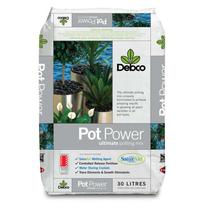 Debco Pot Power Ultimate Potting Mix  9313209630062