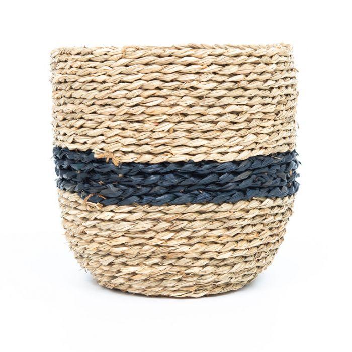 FP Collection Dune Stripe Storage Basket  177789