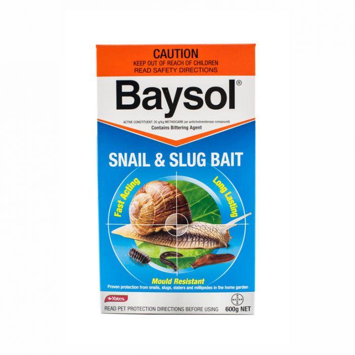 Baysol Snail & Slug Bait  9310160223753P
