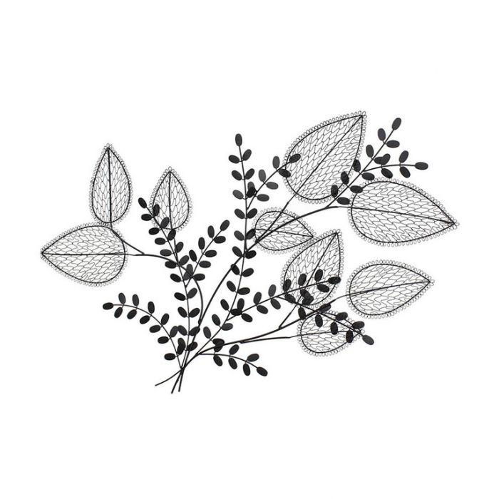 FP Collection Botanical Foilage Metal Wall Art  179378