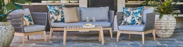 Outdoor furniture range