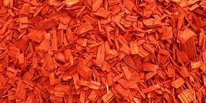Red Woodchip redder