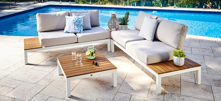 5 outdoor furniture trends we're loving this season