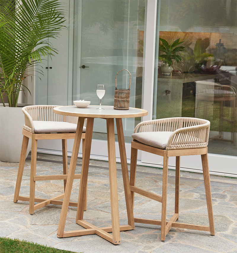 How To Choose The Perfect Furniture For, Small Space Outdoor Furniture